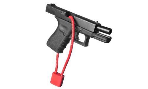 pistol-lock